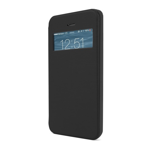MOVILPLAZA INTERNET, S.L. - UNOTEC Funda Flip-S iPhone 5/5S