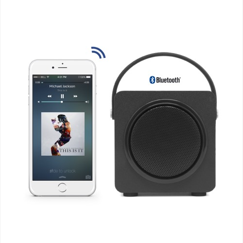 MOVILPLAZA INTERNET, S.L. - UNOTEC Njoy Altavoz Bluetooth
