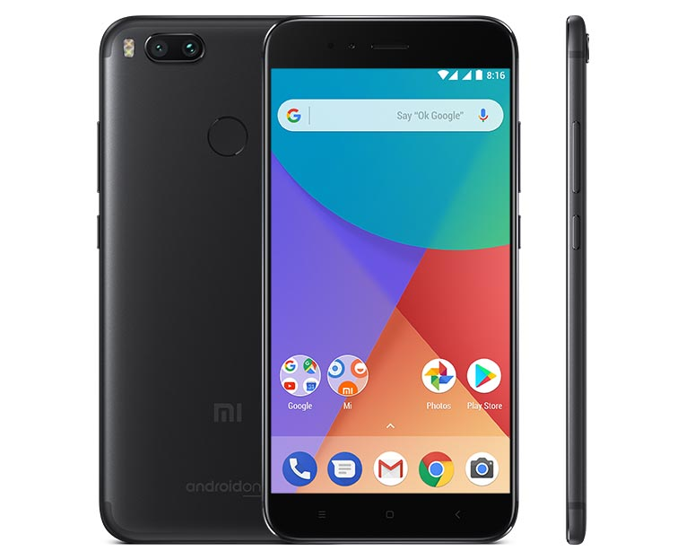 MOVILPLAZA INTERNET, S.L. - XIAOMI Mi A1 4G 32GB DualSim Global Edition Libre