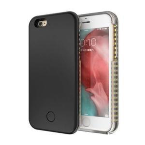 MOVILPLAZA INTERNET, S.L. - Funda Selfie LED para iPhone 6