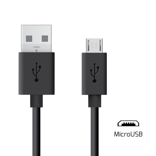 MOVILPLAZA INTERNET, S.L. - UNOTEC Cable USB a MicroUSB Negro