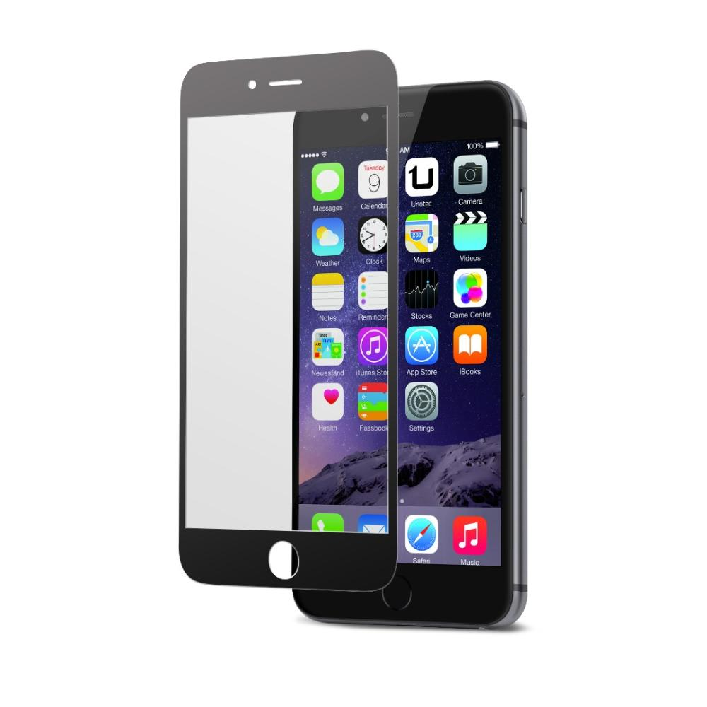 MOVILPLAZA INTERNET, S.L. - UNOTEC Protector Cristal Templado Full Cover iPhone 6