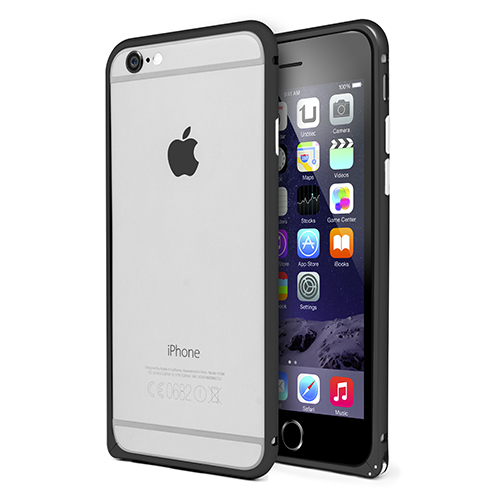 MOVILPLAZA INTERNET, S.L. - UNOTEC Bumper Pro Aluminio iPhone 6 Plus