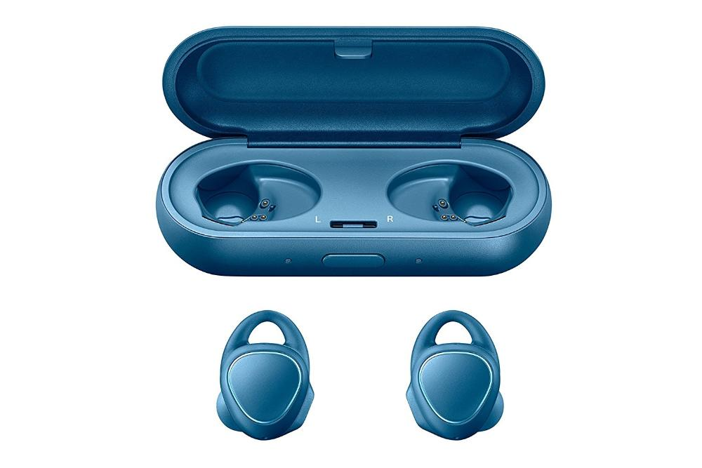 MOVILPLAZA INTERNET, S.L. - SAMSUNG Gear Icon X Auriculares Bluetooth Inalambricos