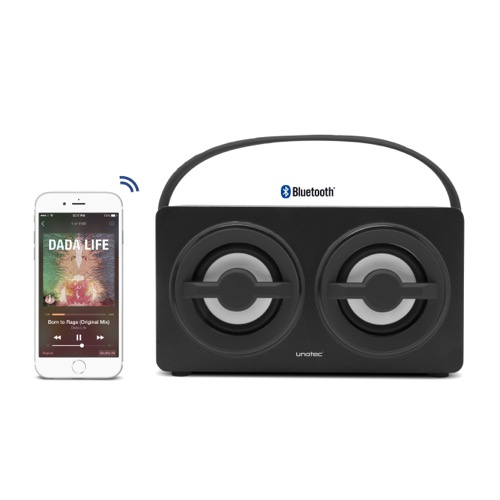 MOVILPLAZA INTERNET, S.L. - UNOTEC XKutcher Altavoz Bluetooth