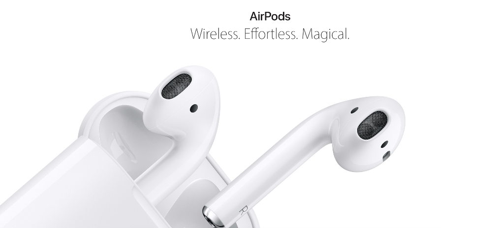 MOVILPLAZA INTERNET, S.L. - APPLE AirPods Auriculares Inalámbricos Originales