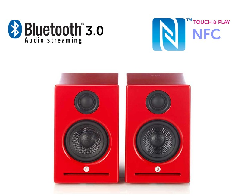 MOVILPLAZA INTERNET, S.L. - VIETA One VO-BS30 Potentes Altavoces Bluetooh con NFC