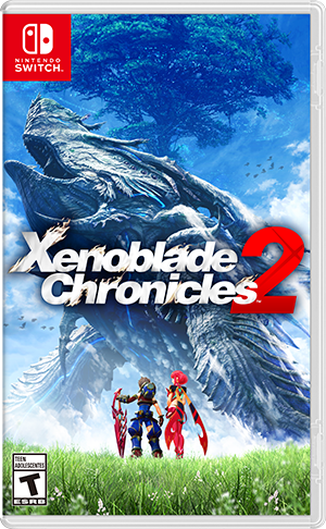 MOVILPLAZA INTERNET, S.L. - Nintendo Xenoblade Chronicles 2 para Nintendo Switch