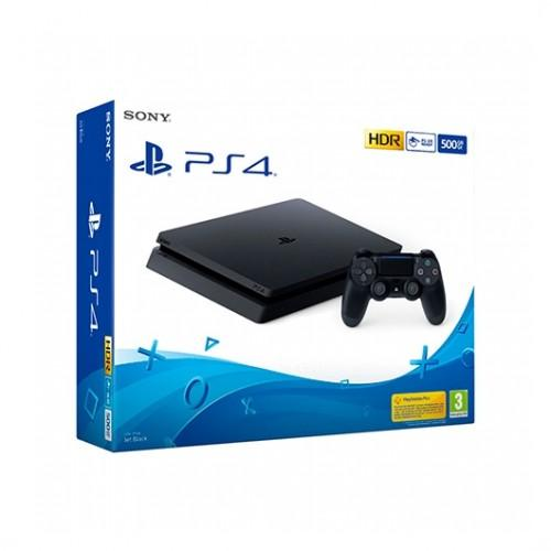 MOVILPLAZA INTERNET, S.L. - SONY PS4 PlayStation4 Slim 500GB