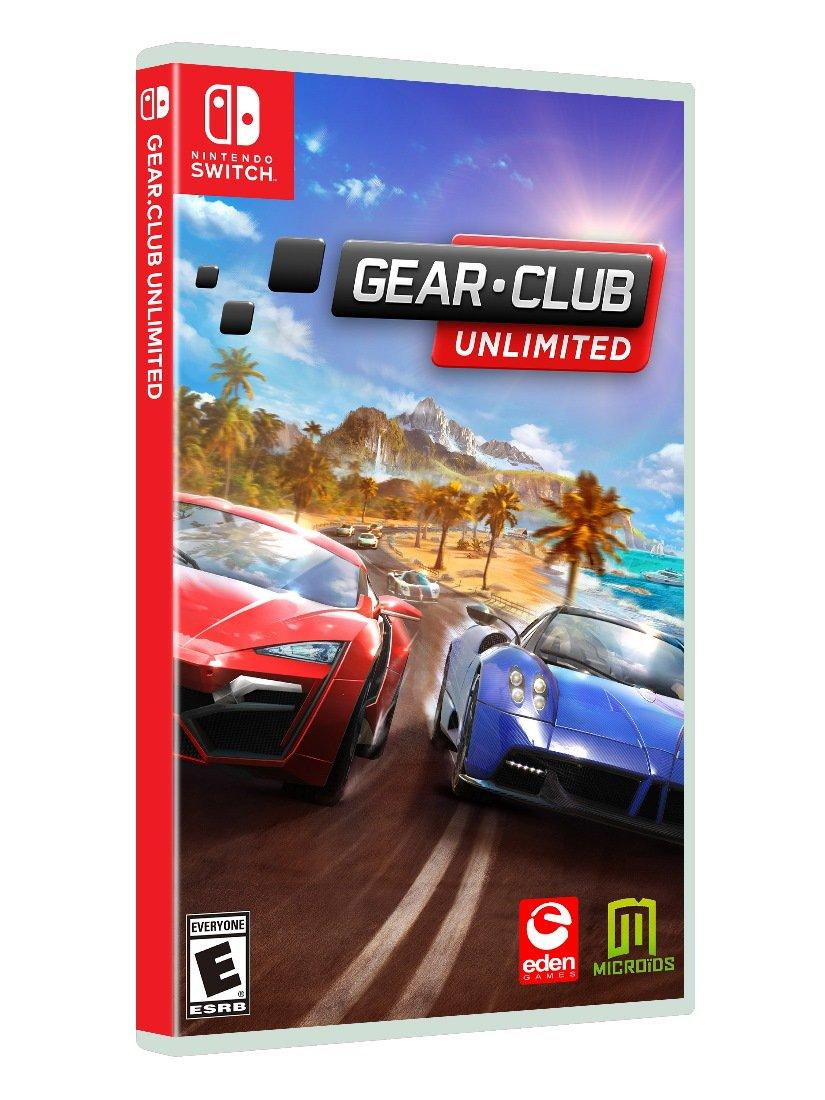 Nintendo Gear Club Unlimited para Nintendo Switch