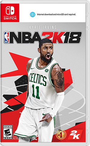 MOVILPLAZA INTERNET, S.L. - Nintendo NBA 2K18 para Nintendo Switch