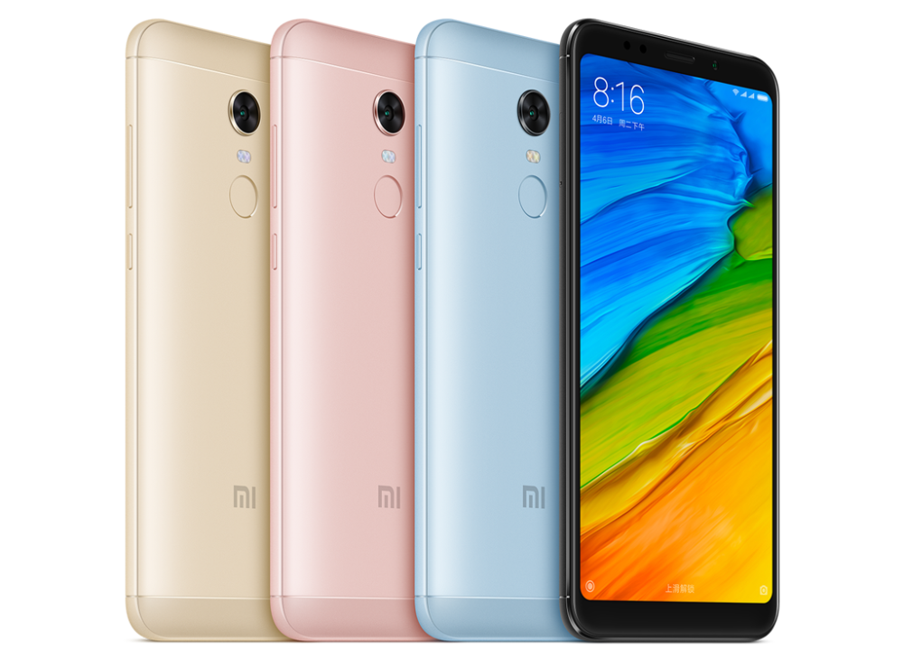 MOVILPLAZA INTERNET, S.L. - XIAOMI Redmi 5 Plus DualSim 4G 64GB Global Edition Libre