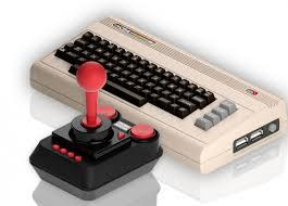 MOVILPLAZA INTERNET, S.L. - COMMODORE C64 Mini Consola Retro