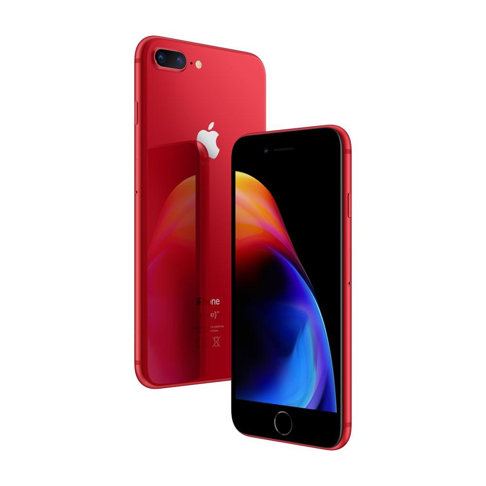 MOVILPLAZA INTERNET, S.L. - APPLE iPhone 8 Plus Edición RED 64GB Libre