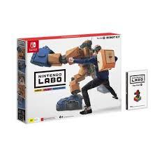 MOVILPLAZA INTERNET, S.L. - Nintendo LABO Kit Robot
