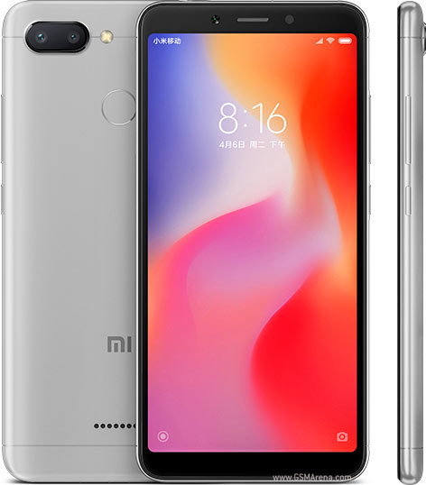 MOVILPLAZA INTERNET, S.L. - XIAOMI Redmi 6 DualSim 4G 32GB Global Edition Libre