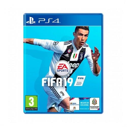 MOVILPLAZA INTERNET, S.L. - SONY PS4 FIFA 19