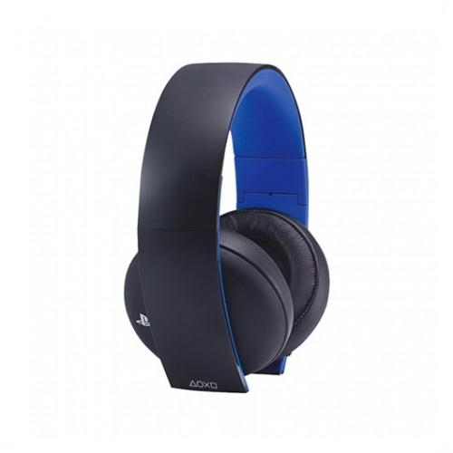 MOVILPLAZA INTERNET, S.L. - SONY PS4 Cascos Wireless Gold/Black Edicion Limitada