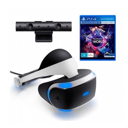 MOVILPLAZA INTERNET, S.L. - SONY PS4 Gafas VR MK3 + Camara V2 + VR Worlds