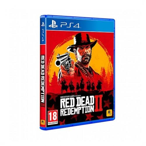 MOVILPLAZA INTERNET, S.L. - SONY PS4 Red Dead Redemption 2