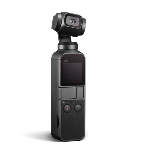 MOVILPLAZA INTERNET, S.L. - DJI Osmo Pocket 3-Axis Gimbal con Camara para iPhone y Smartphones Android