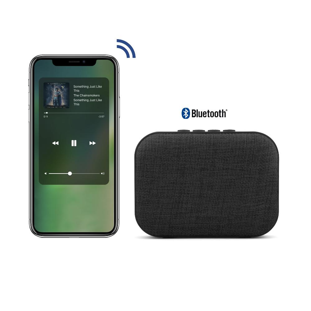 MOVILPLAZA INTERNET, S.L. - UNOTEC Clothy Altavoz Bluetooth
