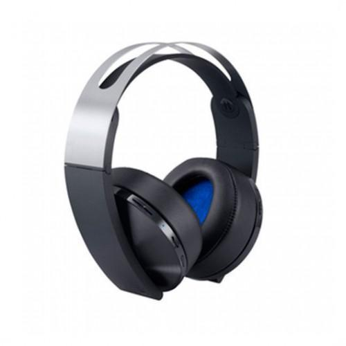 SONY PS4 Cascos Wireless Platinum Edicion