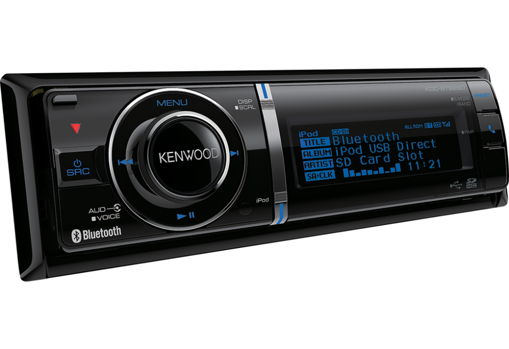 MOVITRON - KENWOOD KDC-BT92SD