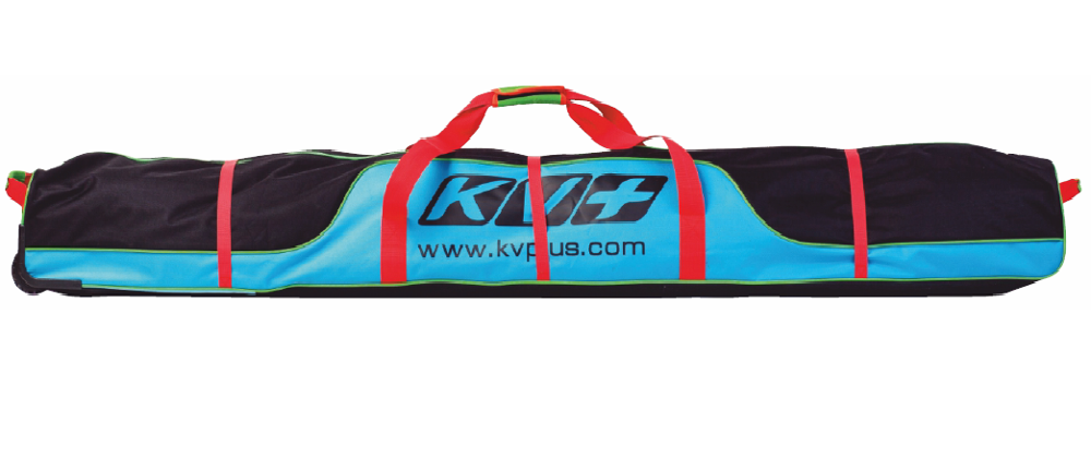 Mundo Nórdico - KV+ Big Trolley Ski Bag