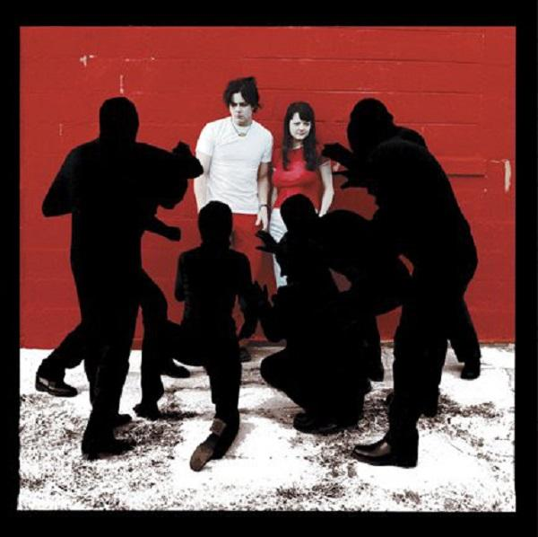 Nakasha - LP The White Stripes 'White blood cells'