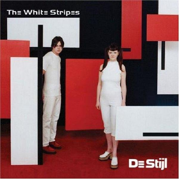 Nakasha - LP The White Stripes 'Se Stijl'