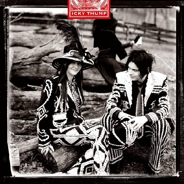 Nakasha - LP The White Stripes 'Icky thump'