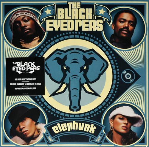 Nakasha - Universal Music LP The Black Eyed Peas 'Elephunk'