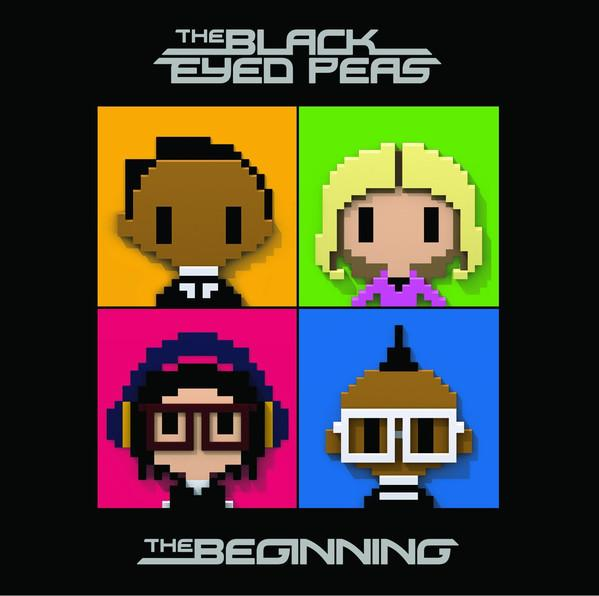 Nakasha - Universal Music LP The Black Eyed Peas 'The Beginning'