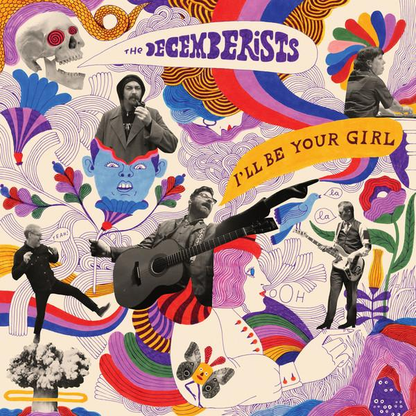 Nakasha - LP The Decemberists  'I'll Be Your Girl'