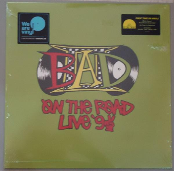 Nakasha - 12'' BIG AUDIO DYNAMITE II 'ON THE ROAD- LIVE'92