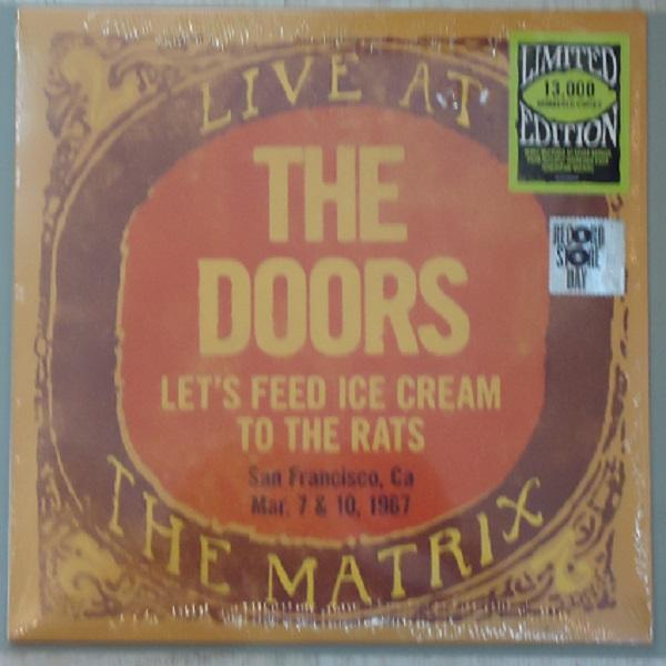 Nakasha - Warner Music LP THE DOORS 'LIVE AT THE MATRIX'