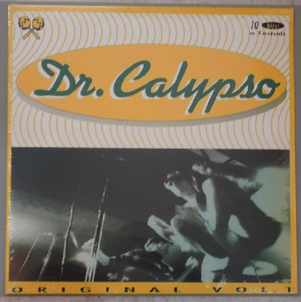 Nakasha - LP DR. CALYPSO 'ORIGINAL VOL. 1'
