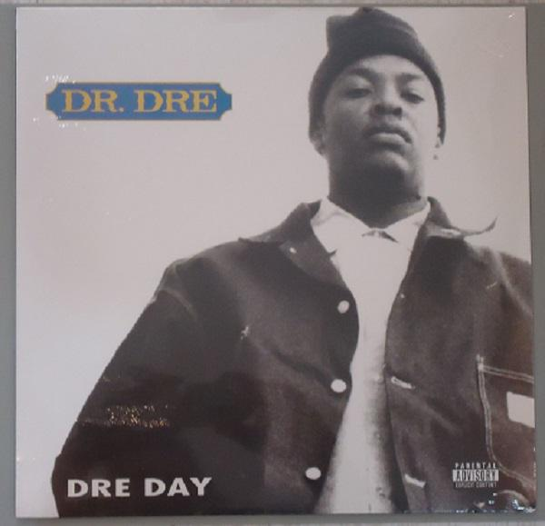 "MAXI 12"" DR. DRE ""DRE DAY"" SPECIAL EDITION"
