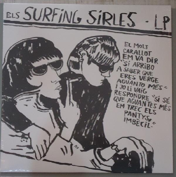 Nakasha - 2X SINGLE ELS SURFING SIRLES 'LP'