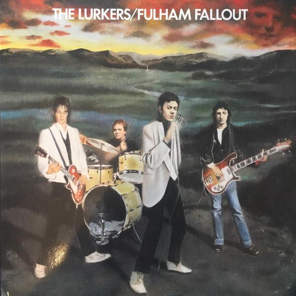 Nakasha - LP THE LURKERS 'FULHAM FALLOUT'