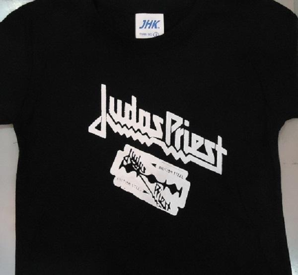 CAMISETA NIÑO Judas Priest