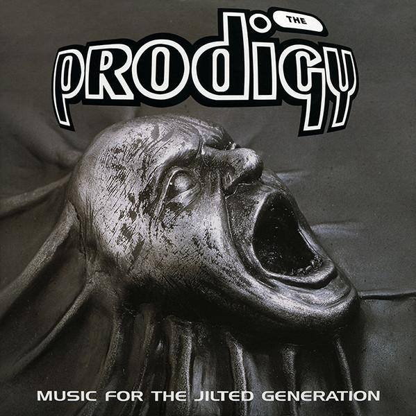 Nakasha - LP PRODIGY 'MUSIC FOR THE JILTED GENERATION' 2LP