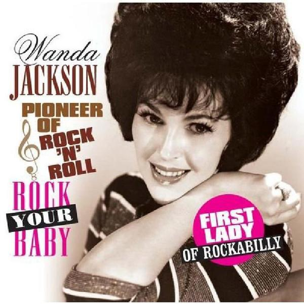 Nakasha - LP WANDA JACKSON 'PIONEER OF ROCK AND ROLL'
