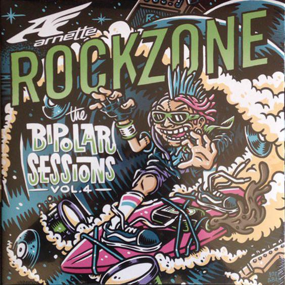 Nakasha - LP VARIOS 'Rockzone - The Bipolar Sessions #4 '