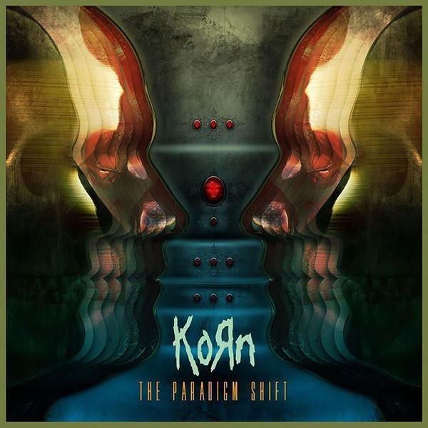 Nakasha - LP KORN 'The Paradigm Shift ' 2LP