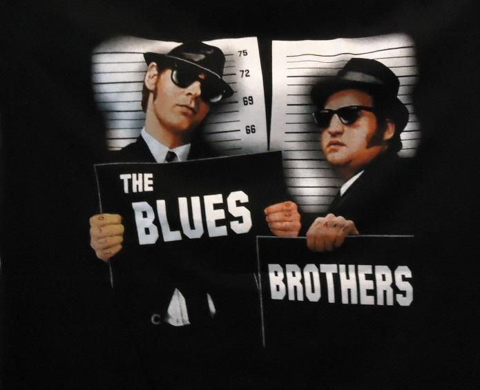 Nakasha - CAMISETA BLUES BROTHERS
