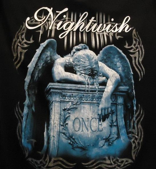Nakasha - CAMISETA NIGHTWISH