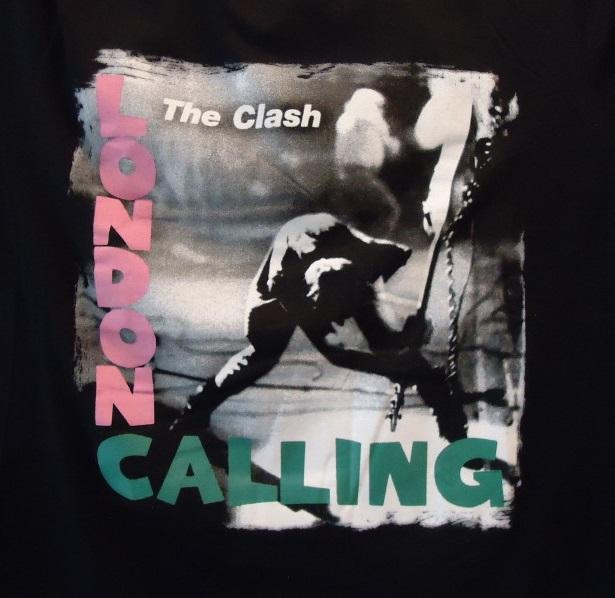 Nakasha - CAMISETA THE CLASH