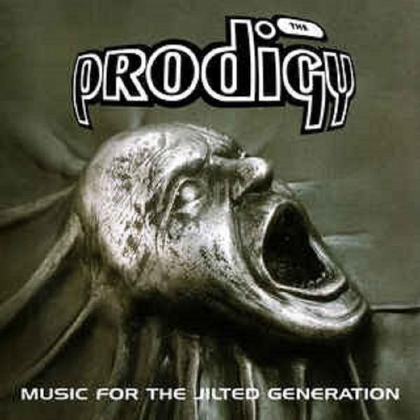 Nakasha - LP The Prodigy 'Music for the jilted generation' 2LP